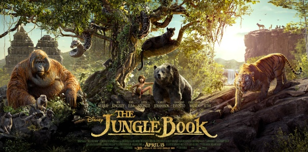 jungle book 2016