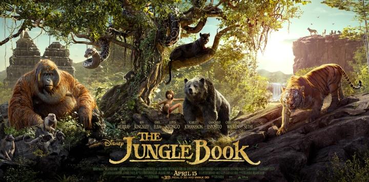 jungle book 2016