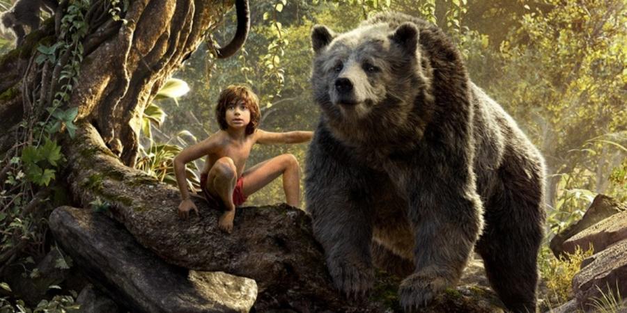 mowgli and baloo