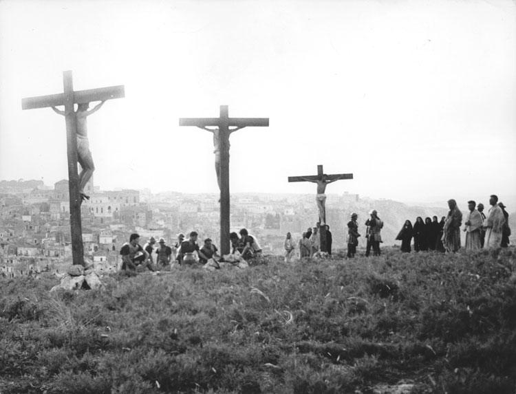 The-Gospel-According-to-Matthew film