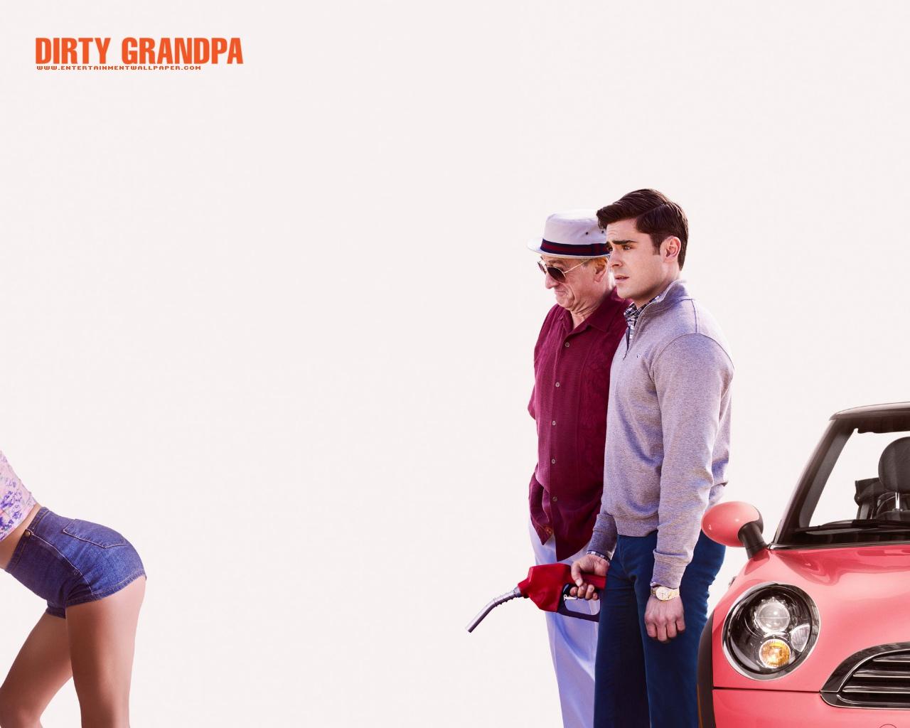 dirty-grandpa wallpaper