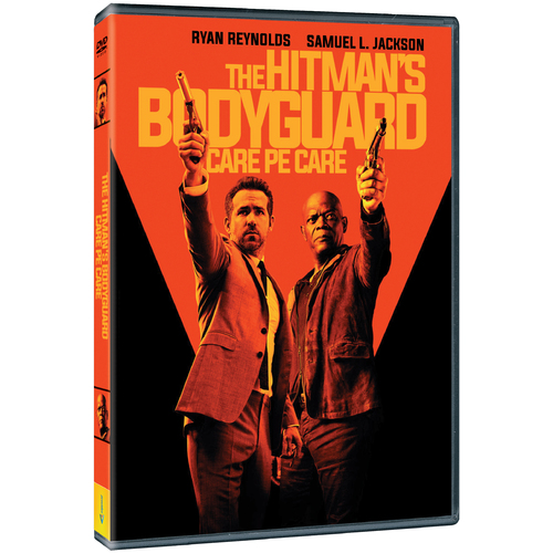Hitman_s Bodyguard dvd