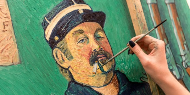 'Loving Vincent' animation production