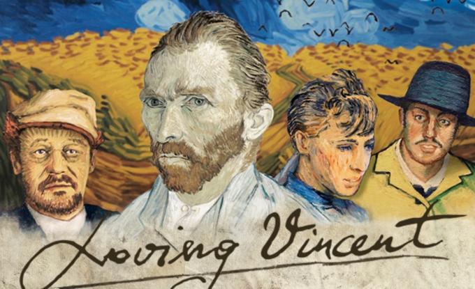 """,,Loving Vincent"""" 2017"""