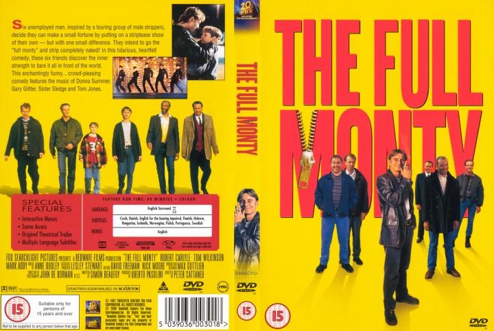 ",,Gol pușcă""- The Full Monty"