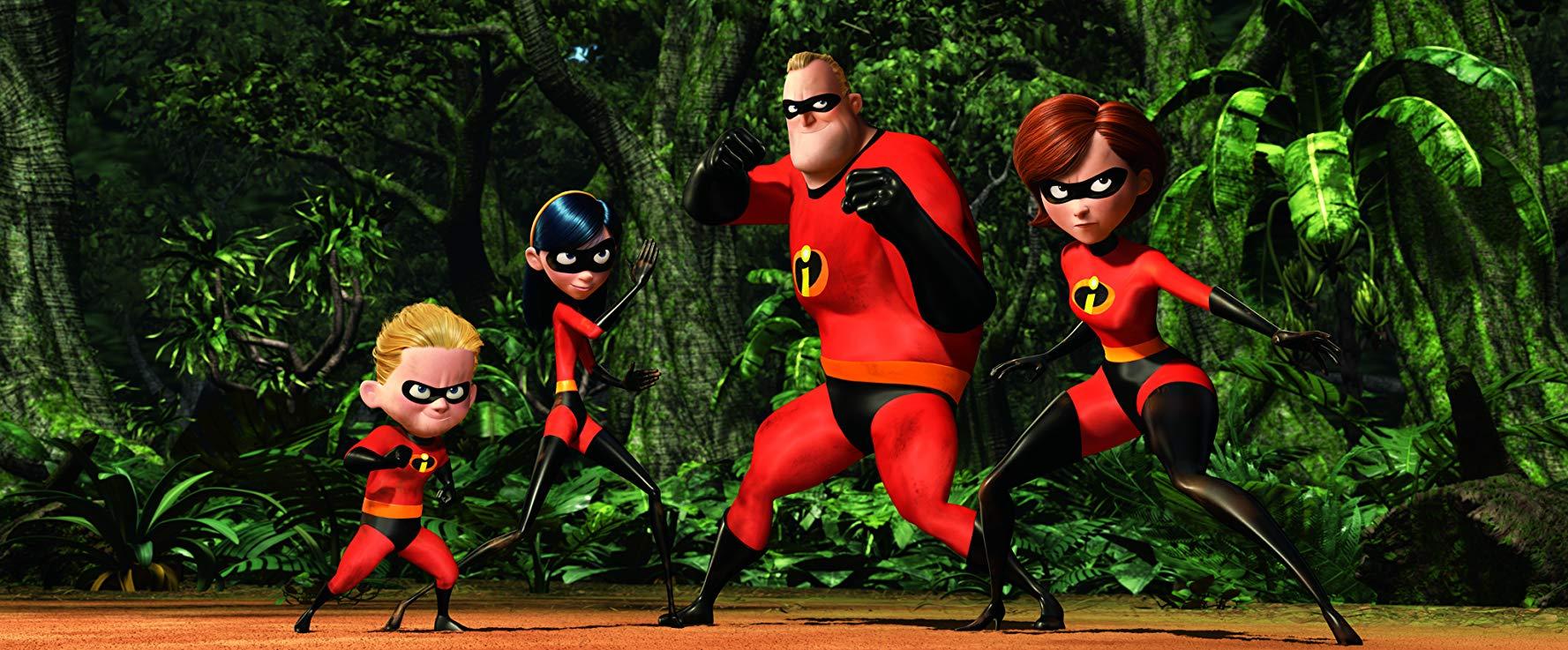"""The Incredibles (2004) – """"Am murit! Am murit! Am supraviețuit, dar am murit!"""""""