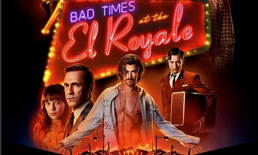 Bad Times at the El Royale / Vremuri grele la El Royal