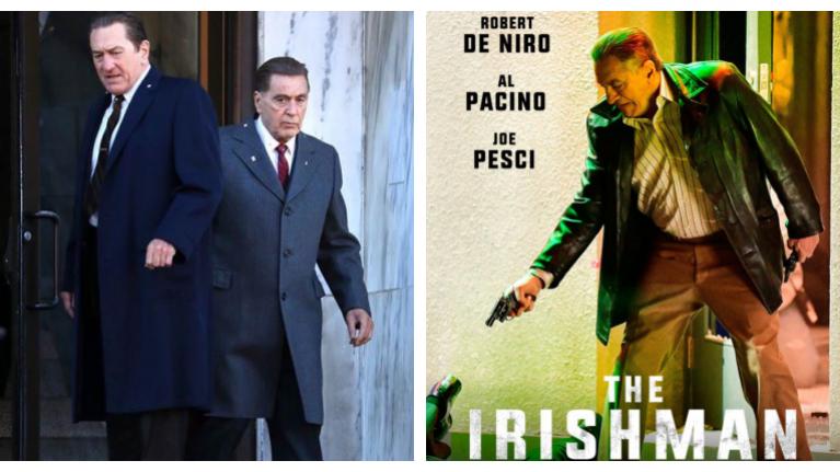 """Irishman"" / Irlandezul: Asasinul mafiei"