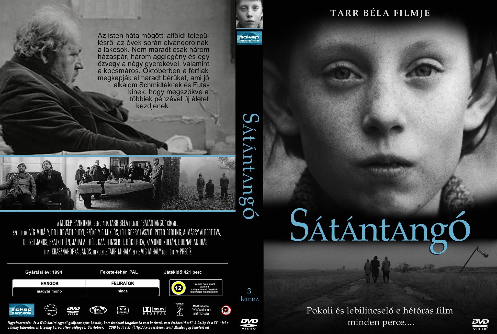 Tangoul satanic / Sátántangó