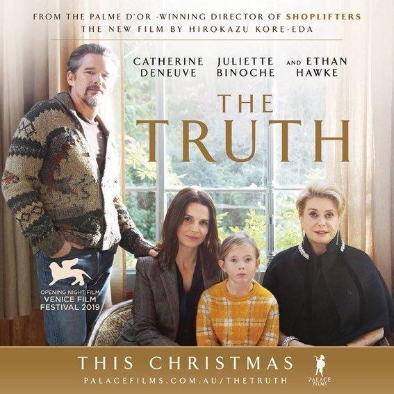 """""""The Truth """"/  """"La Vérité """", 2019"""