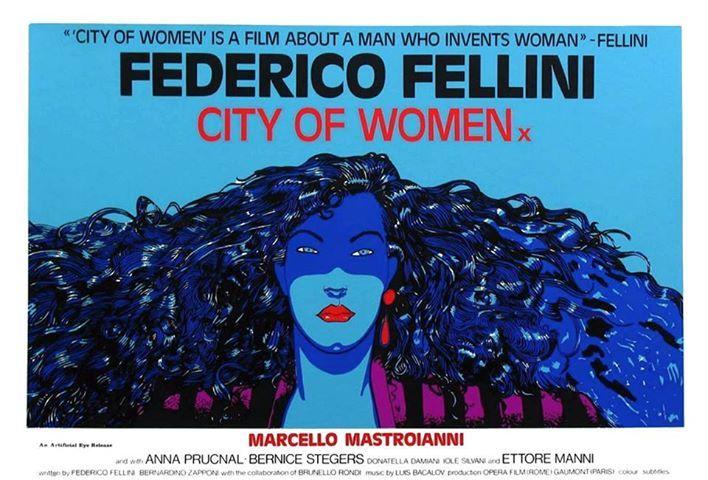 """""""Cetatea femeilor """"(La città delle donne)"""