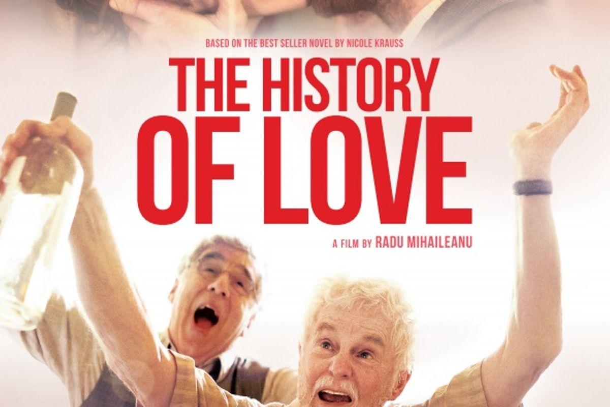 """Povestea iubirii "" /  The History of Love"